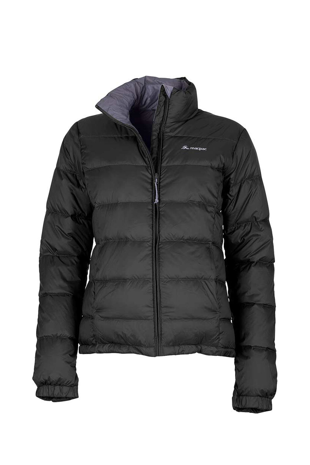 Macpac Halo Down Jacket - Women's, Black, hi-res