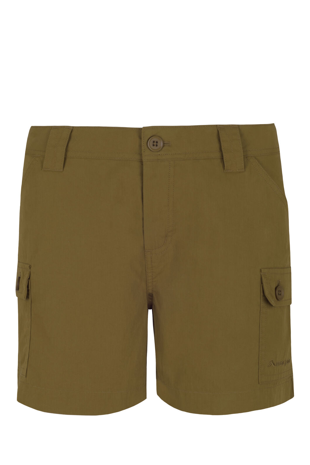 Macpac Matrix Shorts - Women's, Breen, hi-res
