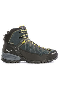 Salewa Alp Trainer Mid GTX - Men's, Carbon/Ringlo, hi-res