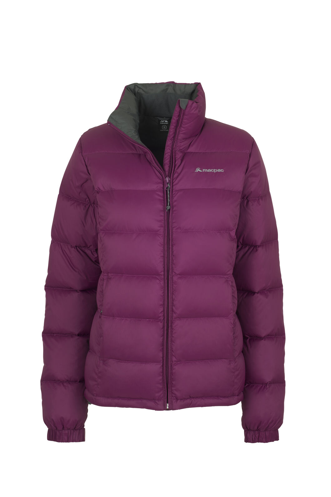 Macpac Halo Down Jacket - Women's, Magenta, hi-res