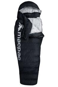 Macpac Overland Down 400 Sleeping Bag — Women's, Black, hi-res