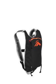 Macpac Milli-Amp H2O 1L Hydration Pack, Black, hi-res