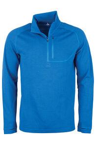 Nikau 230 Merino Pullover - Men's, Classic Blue, hi-res