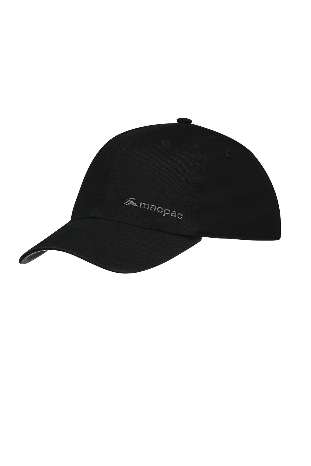 Macpac Cotton Cap, Black, hi-res