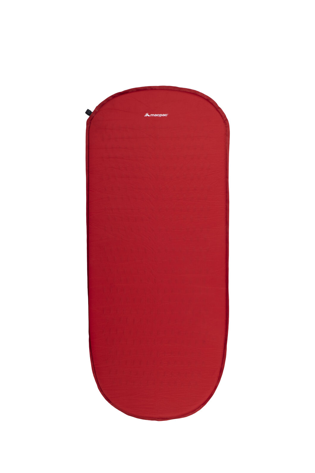 Macpac Self-Inflating Sleeping Mat — 2.5 cm (3/4 Length), Crimson, hi-res