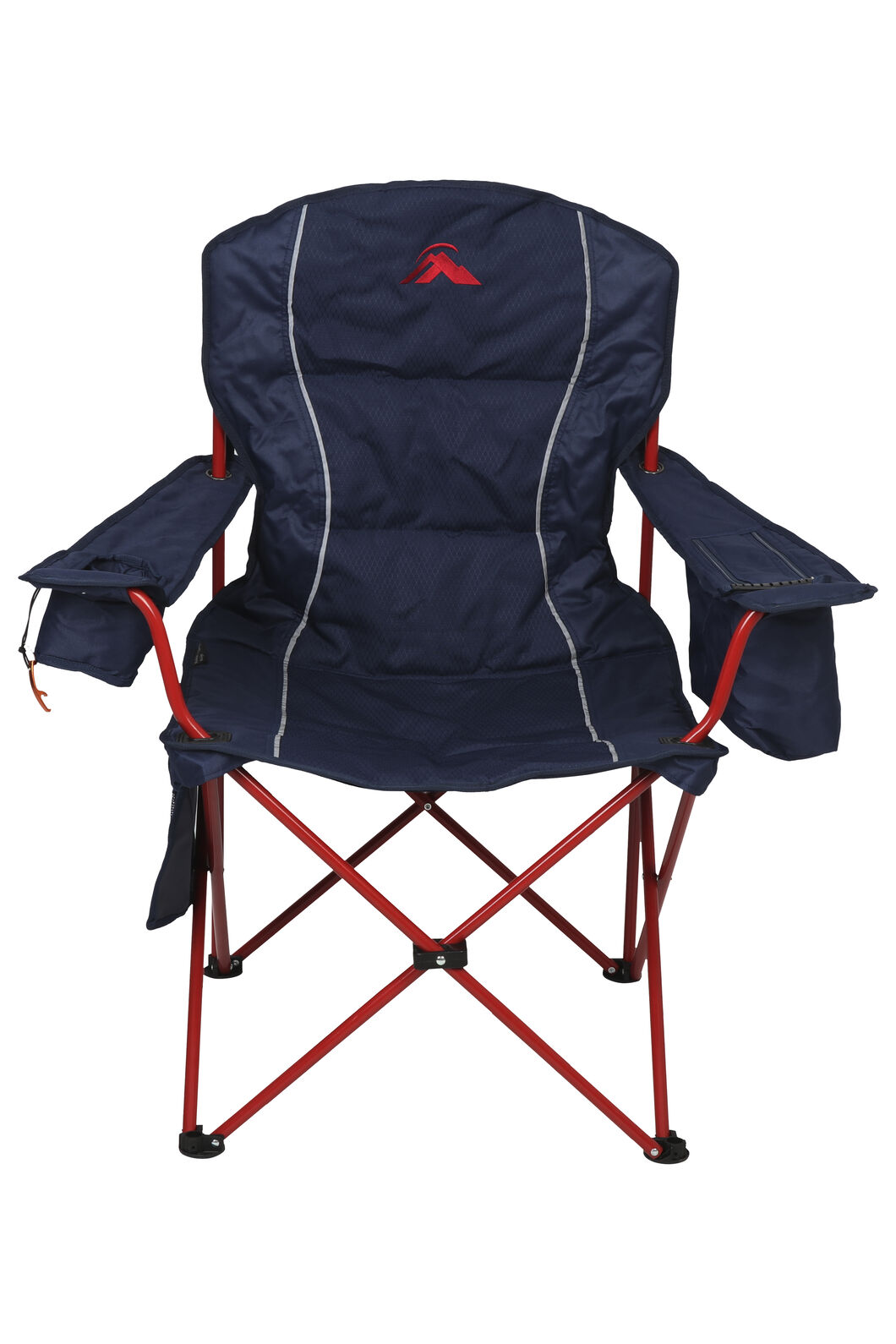 Cooler Arm Chair, Navy/Red, hi-res