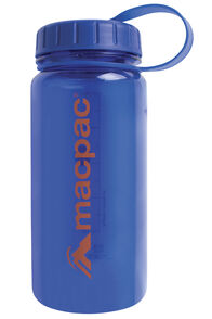 Macpac Drink Bottle 550mL, Blue, hi-res