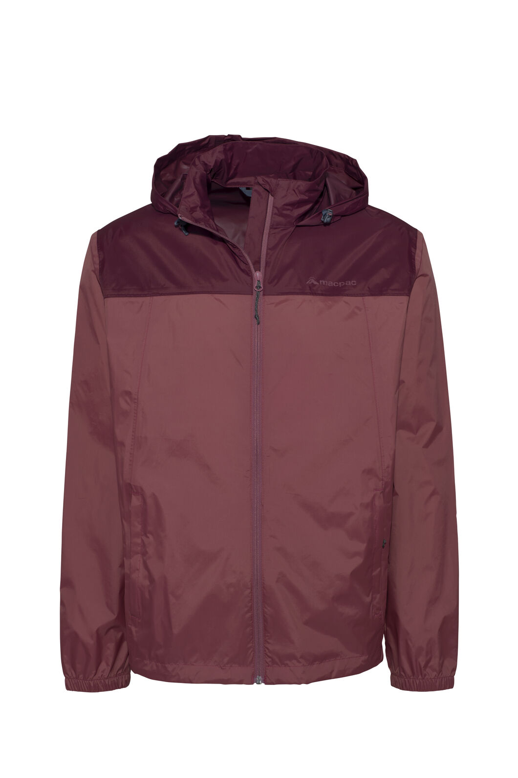 Macpac Pack-It-Jacket — Unisex, Vineyard Wine/Rose Brown, hi-res