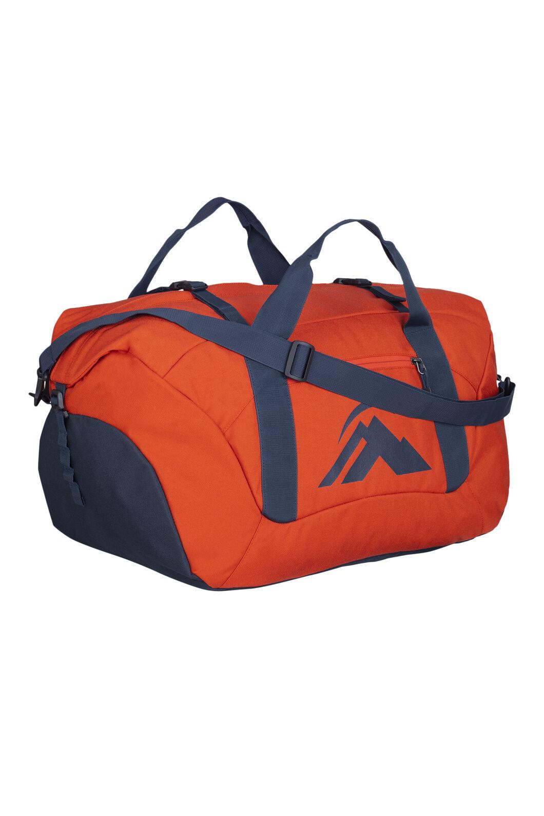Macpac Duffel 50L 1.1, Pumpkin, hi-res
