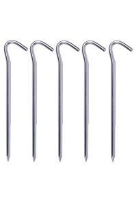 Macpac Tent Pegs — 5 Pack, None, hi-res