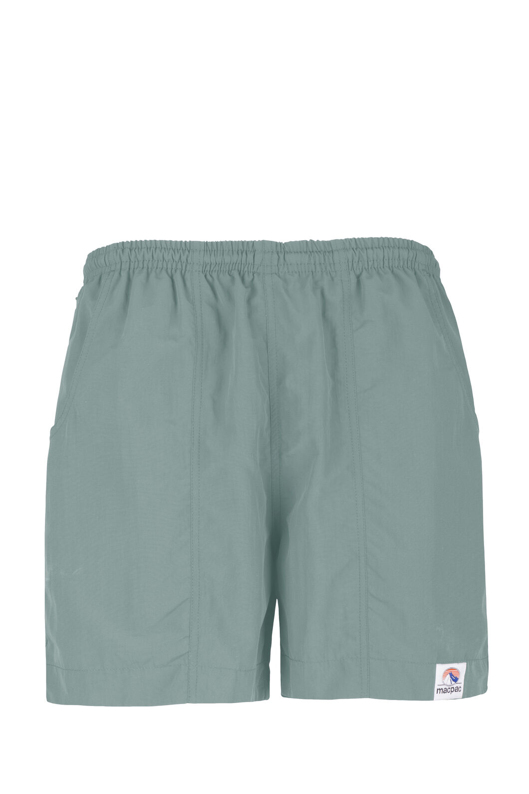 Macpac Winger Shorts — Men's, Stormy Sea, hi-res