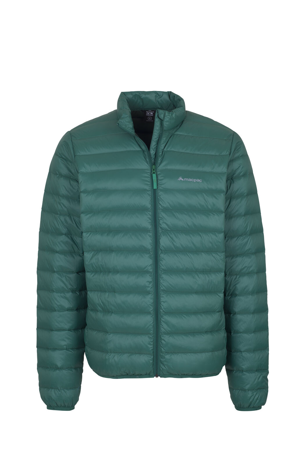 Macpac Uber Light Down Jacket — Men's, Evergreen, hi-res