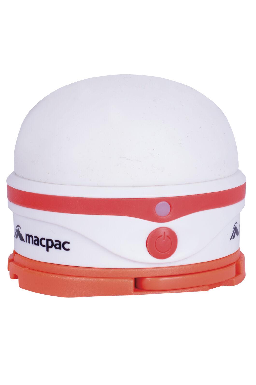 Macpac Mini Lantern, Orange, hi-res