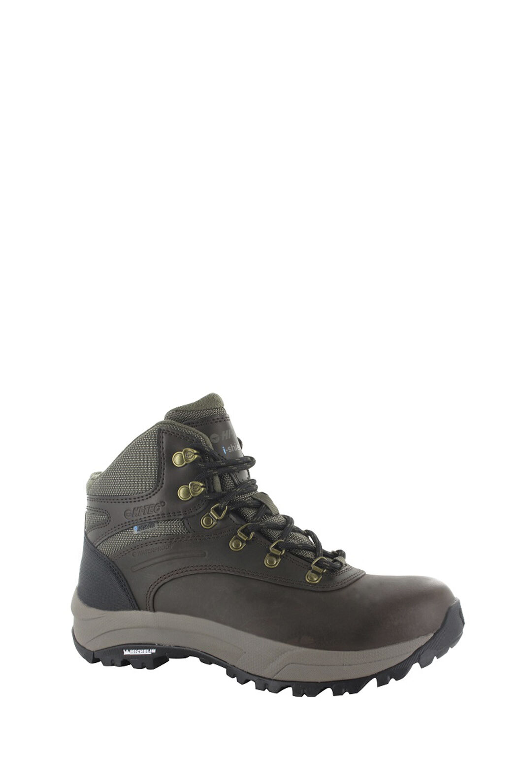 Hi-Tec Altitude VI I WP Boots - Women's, Dark Chocolate, hi-res