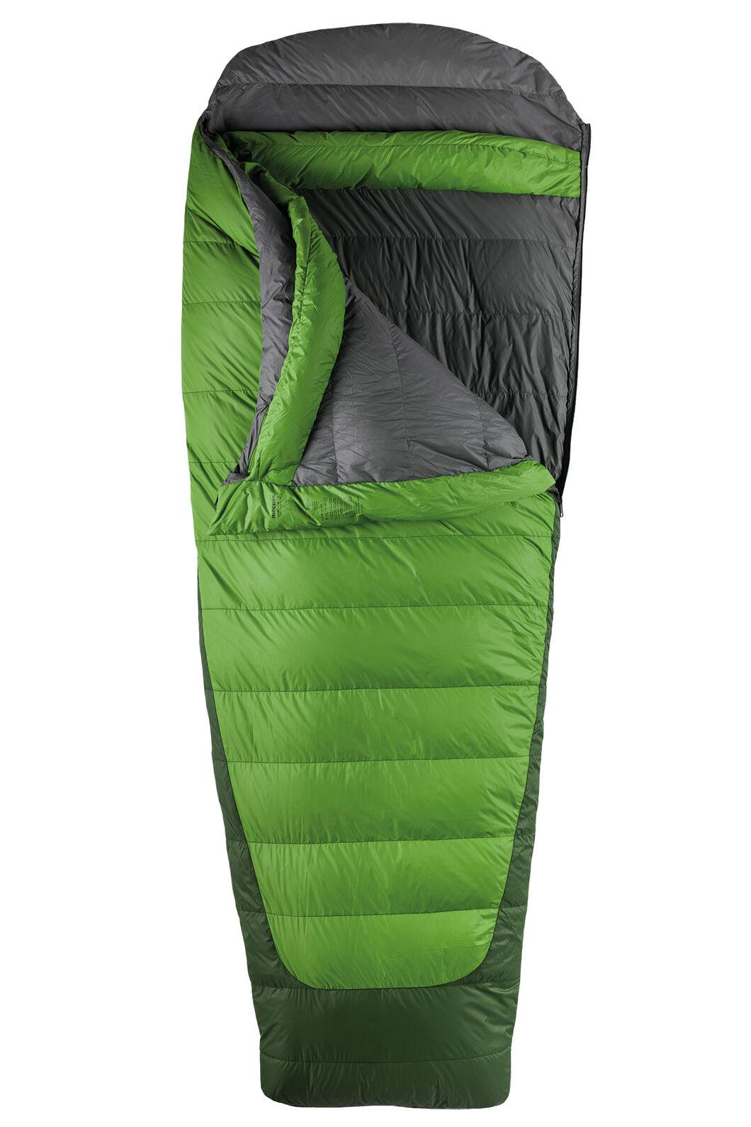 Macpac Escapade Down 500 Sleeping Bag - Standard, Kiwi, hi-res