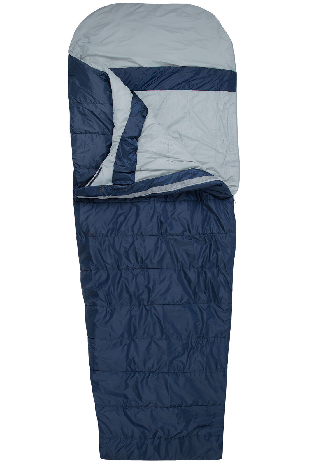 Roam Synthetic 150 Sleeping Bag - Standard, Black Iris, hi-res