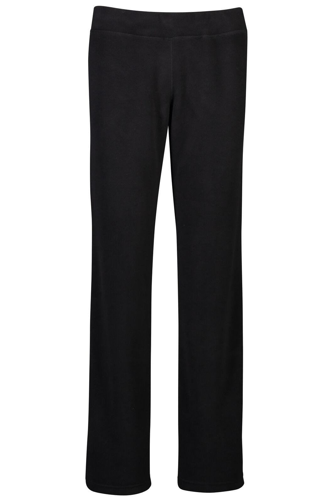 Dart Fleece Pants - Women's, Black, hi-res