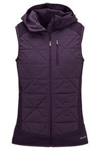 Macpac Women's Accelerate PrimaLoft® Fleece Vest, Nightshade, hi-res