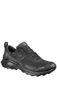 Salomon X Raise GTX Hiking Shoes — Men's, Black/Phantom, hi-res
