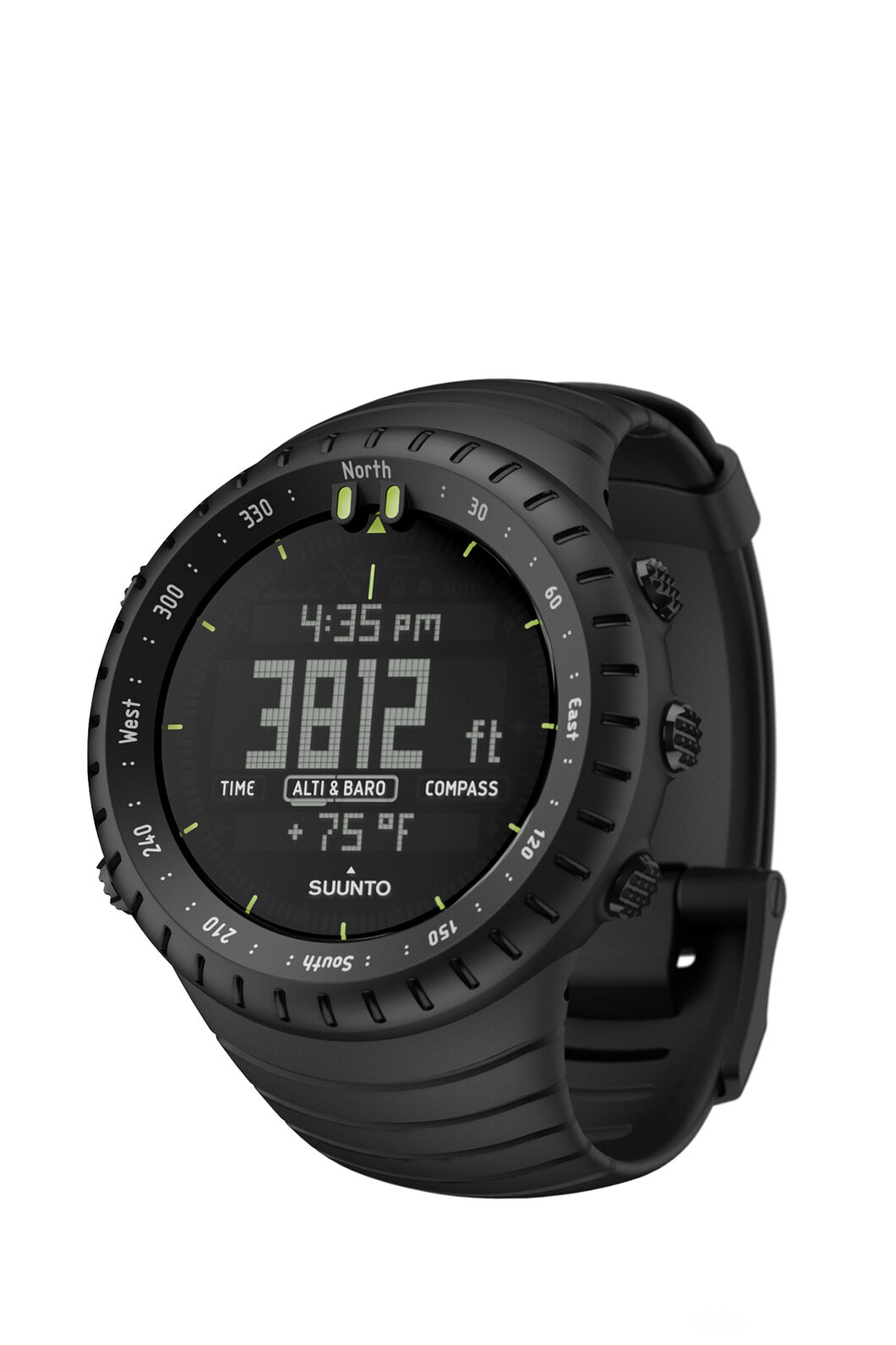 Suunto Core Outdoor Watch, All Black, hi-res