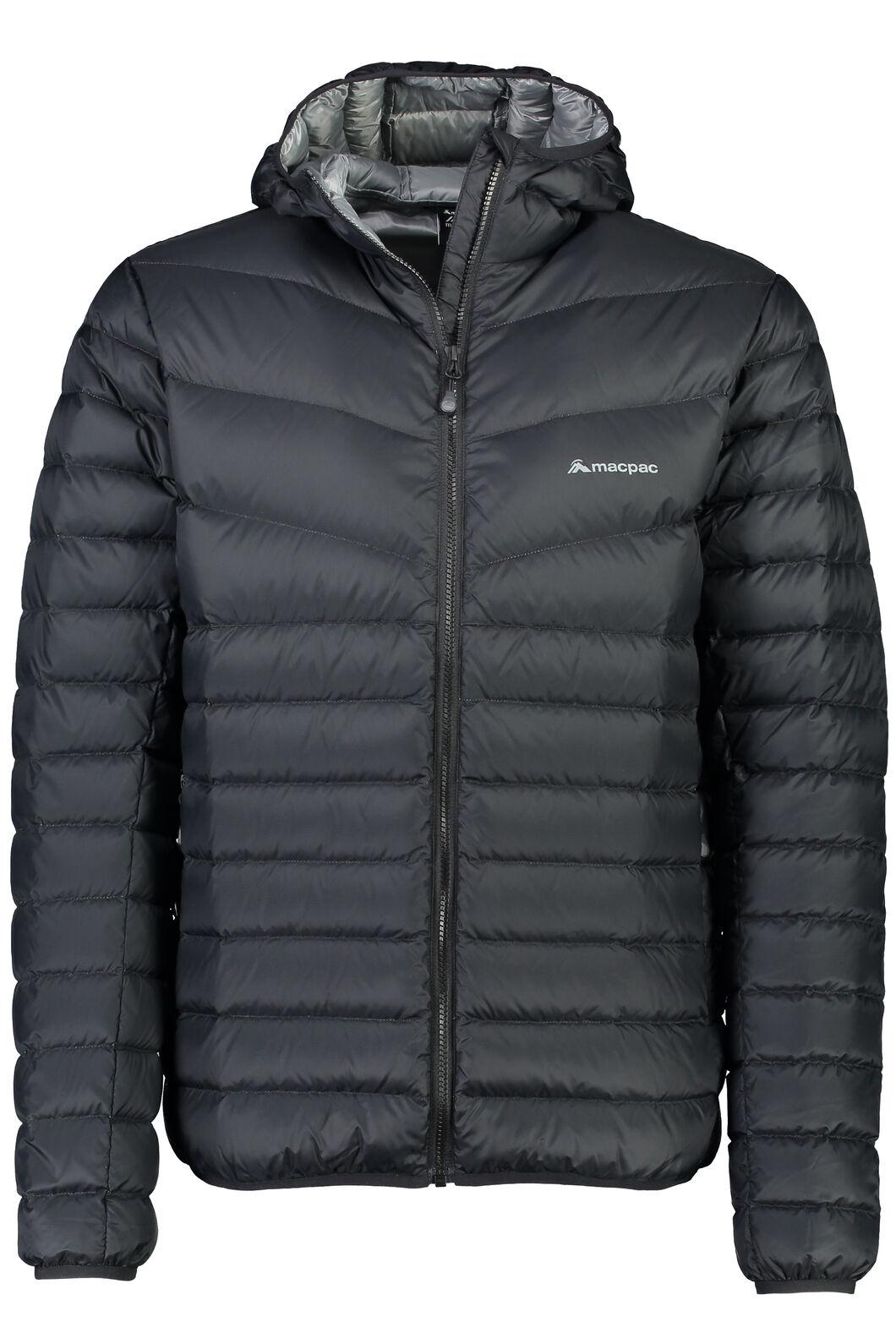 Macpac Mercury Down Jacket - Men's, Black, hi-res