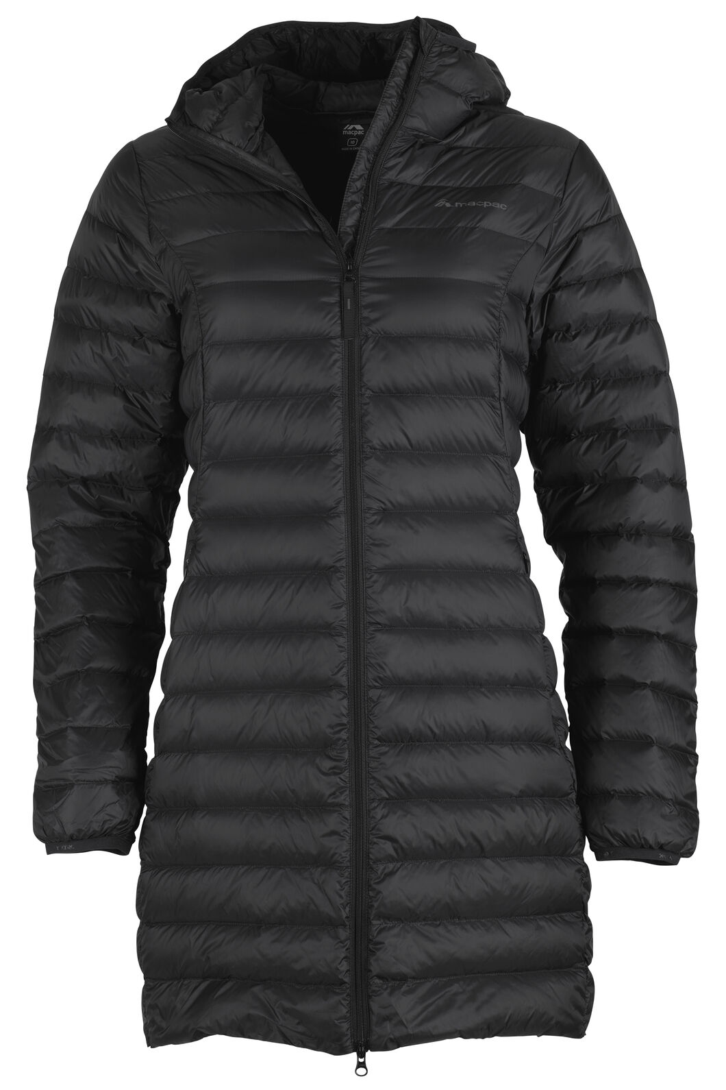 Uber Light Down Coat - Women's, Black, hi-res