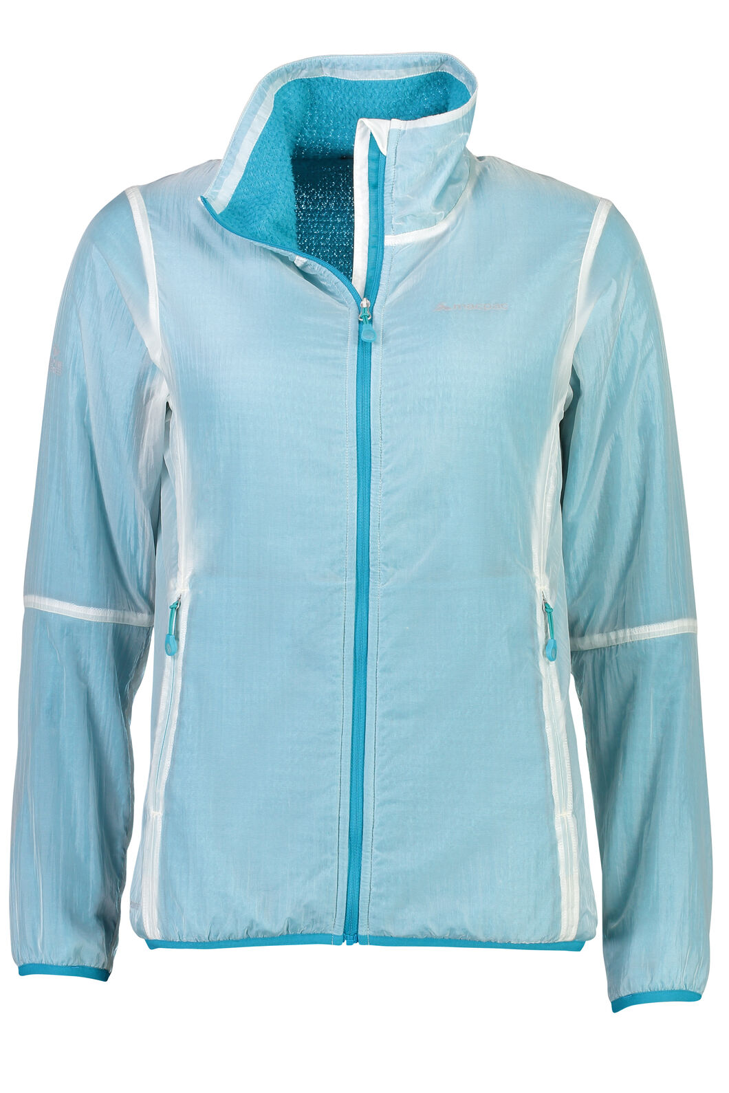 Centauri Polartec® Jacket - Women's, White/Enamel, hi-res