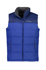 Halo Down Vest - Men's, Sodalite/Medieval, hi-res
