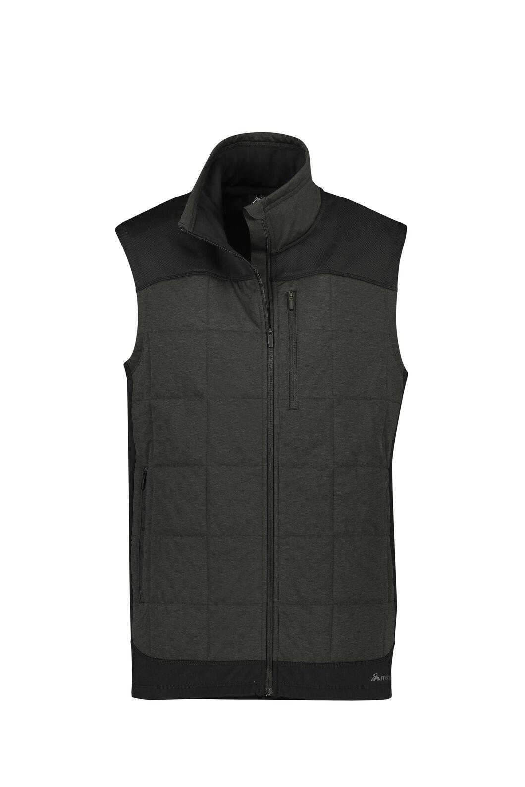 Macpac Accelerate PrimaLoft® Vest - Men's, Black, hi-res