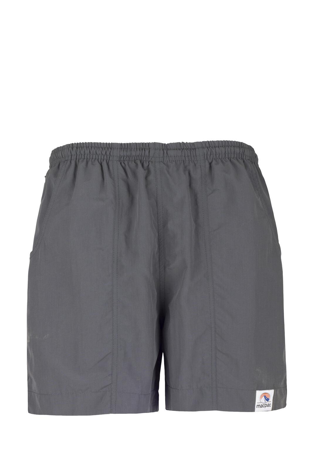 Macpac Winger Shorts - Men's, Asphalt, hi-res