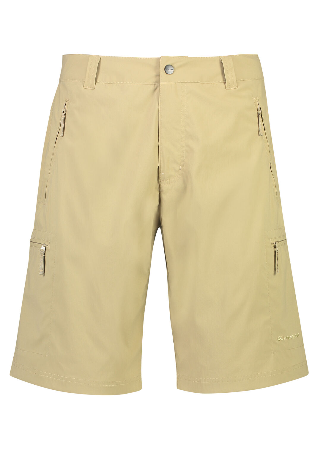 Macpac Drift Shorts - Men's, Lead Grey, hi-res