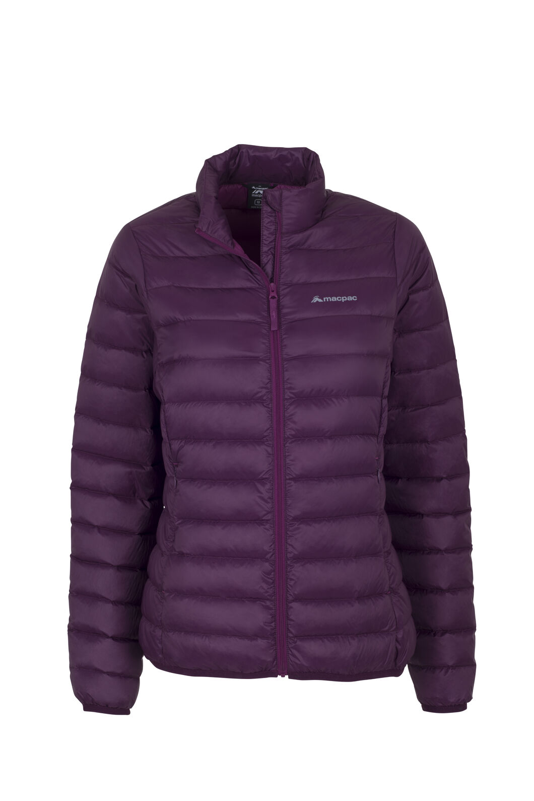 Macpac Uber Light Down Jacket - Women's, Potent Purple, hi-res