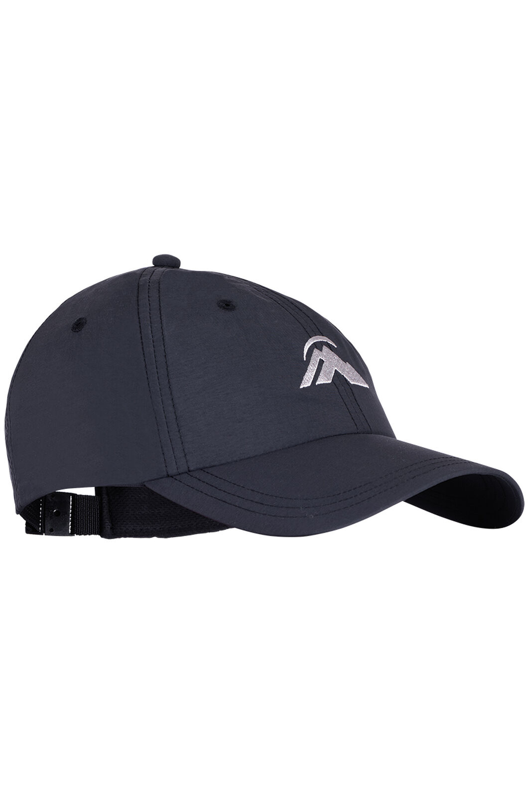 Macpac Mini Hiker Cap, Black, hi-res