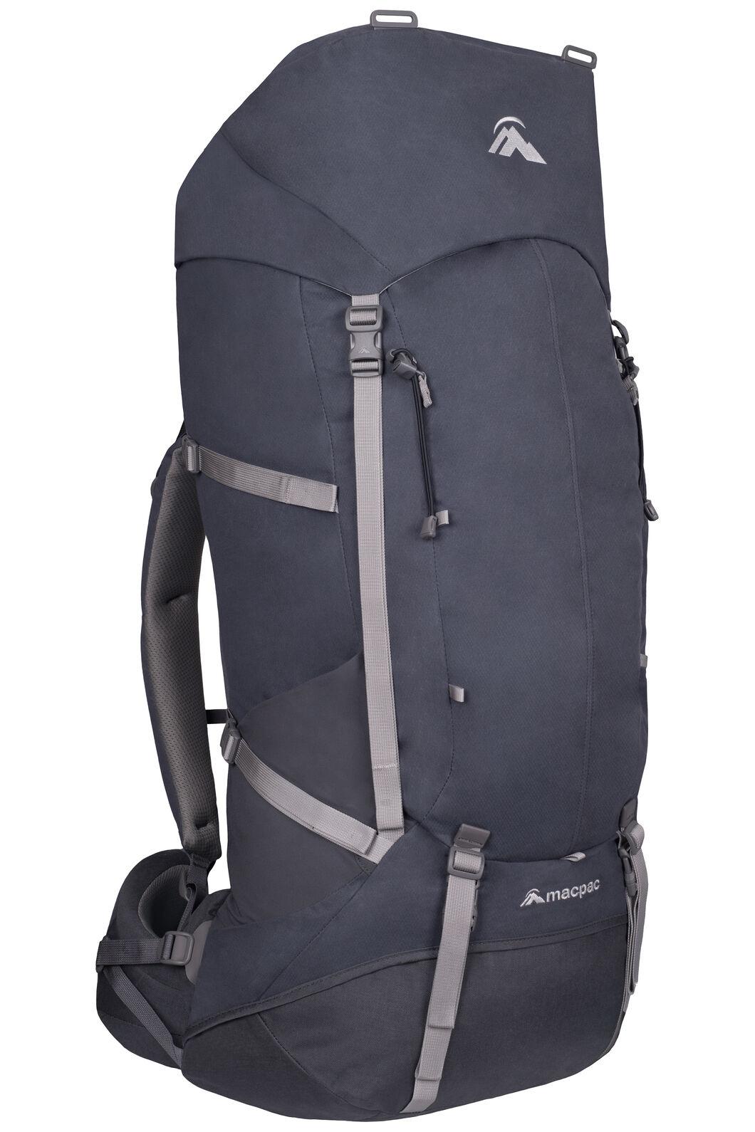 Macpac Cascade 65L AzTec® Pack V2, Slate, hi-res