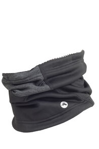Macpac Alpha Neck Gaiter, Black, hi-res