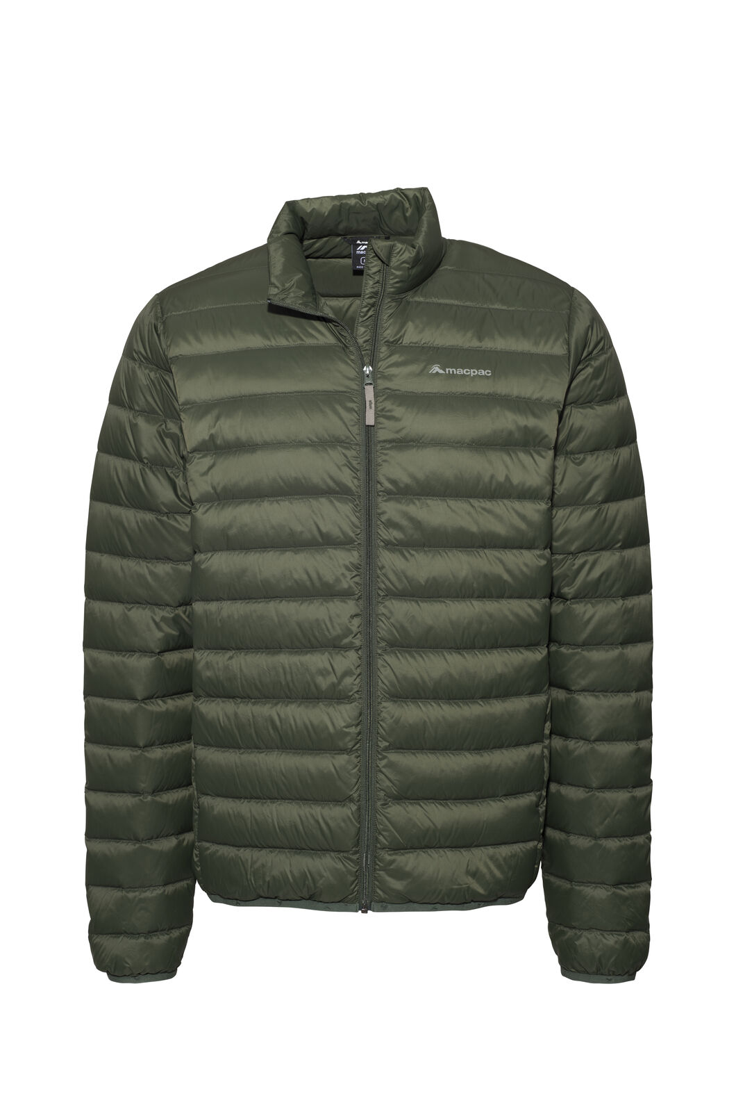 Macpac Uber Light Down Jacket - Men's, Kombu/Vetiver, hi-res