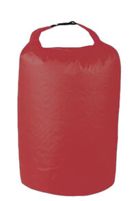 Macpac Ultralight Dry Bag 5 L, Scarlet, hi-res