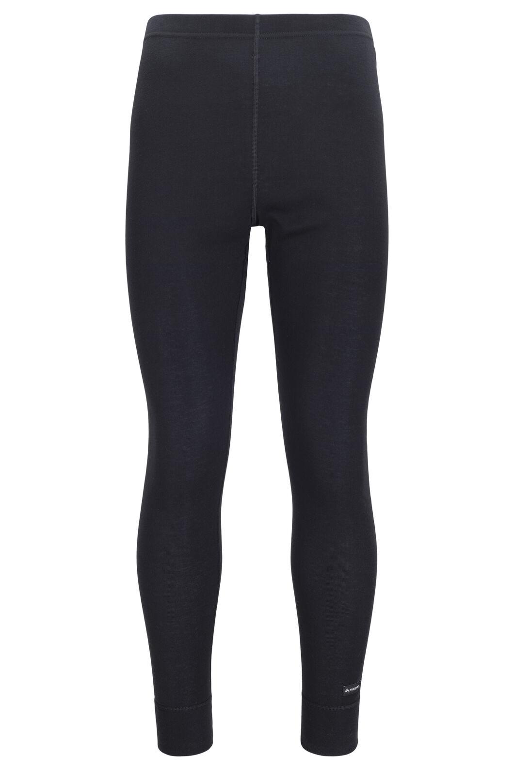 Macpac Men's Geothermal Pants, Black, hi-res