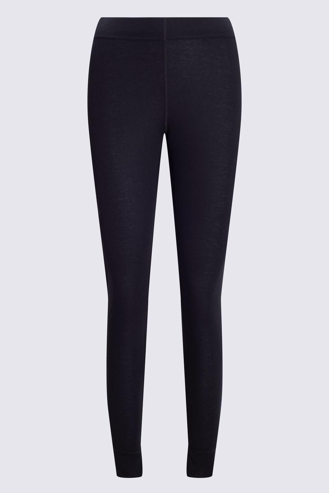 Macpac Women's Geothermal Pants, Black, hi-res