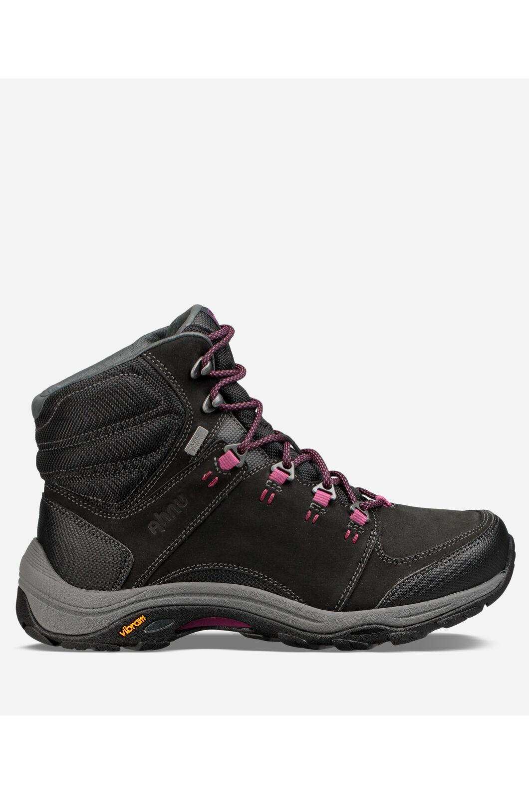 Ahnu Montara III Boots -Women's, Black, hi-res