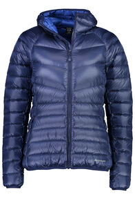 Macpac Mercury Down Jacket - Women's, Medieval Blue, hi-res