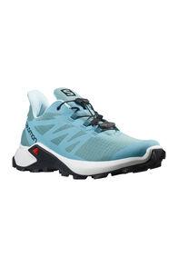 Salomon Women's Supercross 3 Trail Running Shoes, Delphinium Blue/White/Blueston, hi-res