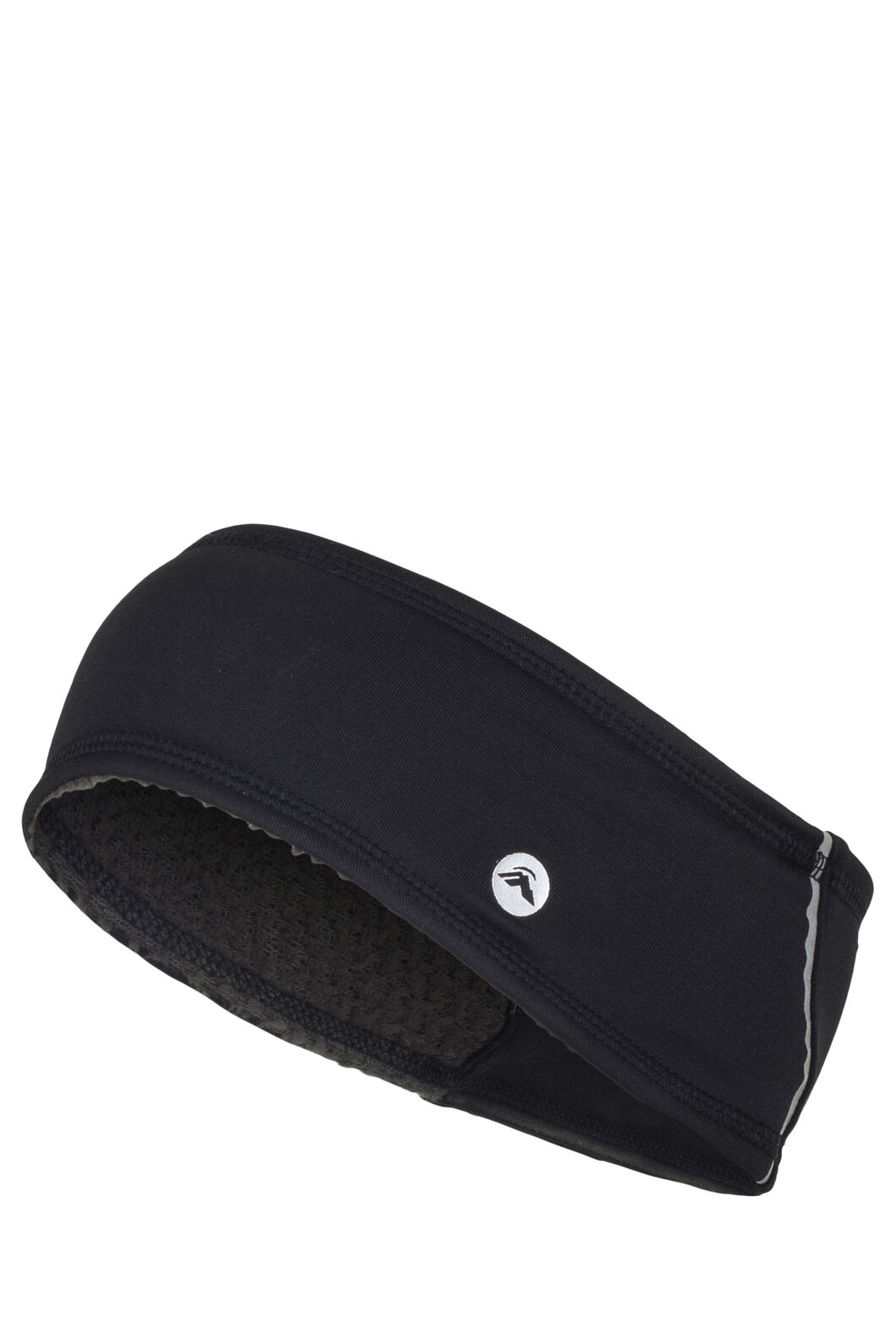 Macpac Alpha Headband, Black, hi-res