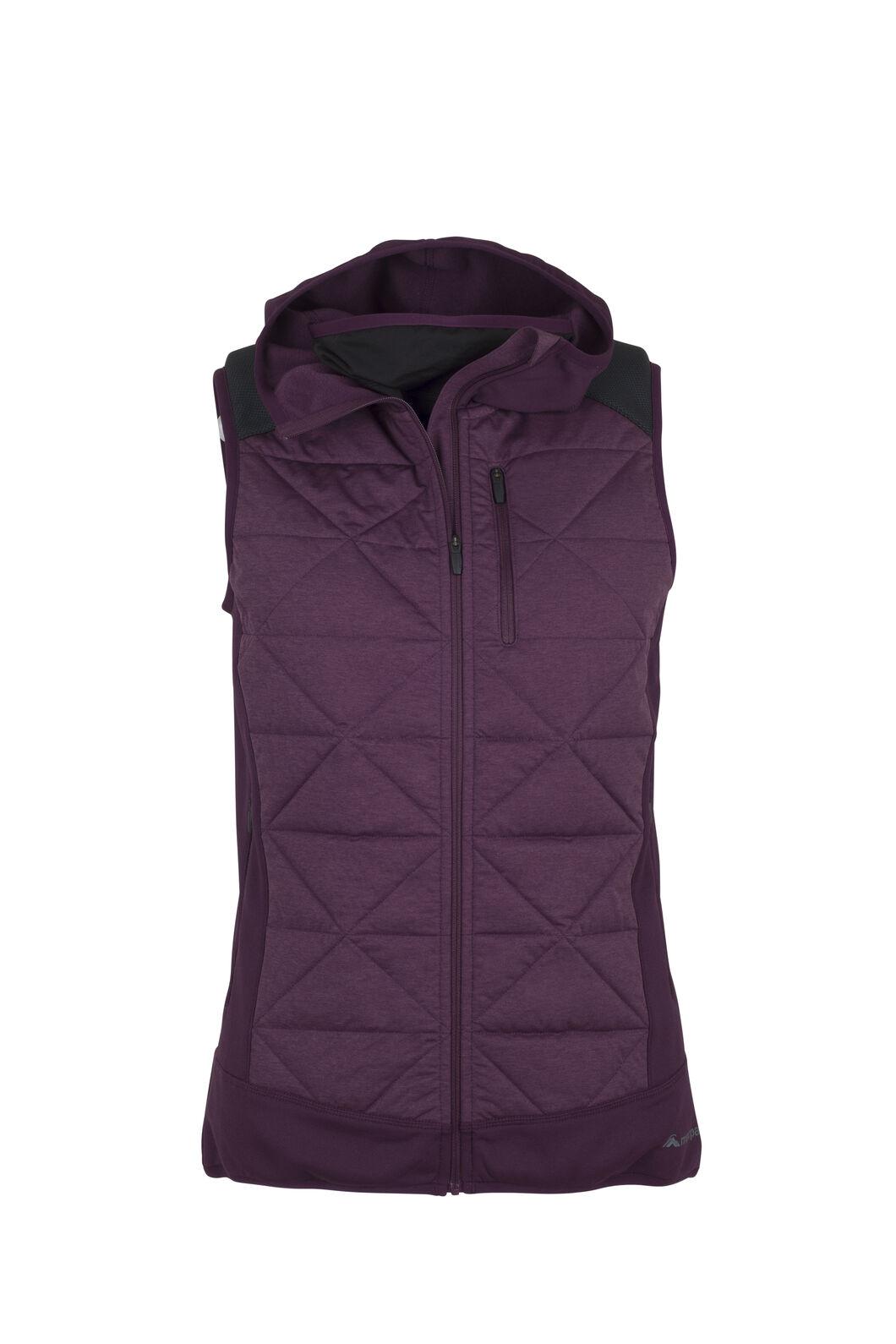 Macpac Accelerate PrimaLoft® Vest - Women's, Potent Purple, hi-res
