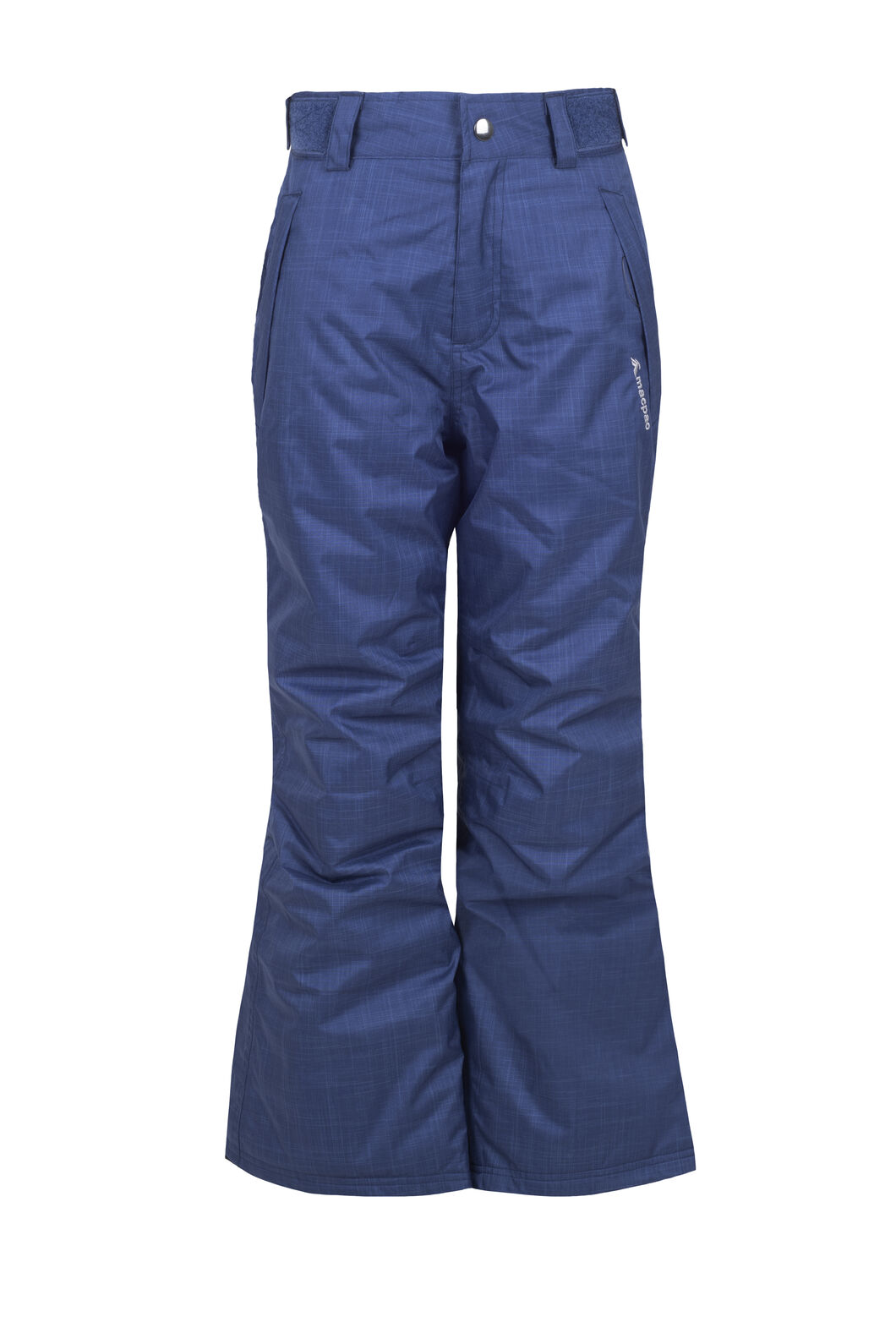 Macpac Spree Reflex™ Ski Pants — Kids', Medieval Blue, hi-res