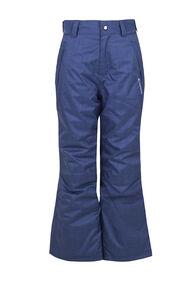 Macpac Spree Reflex™ Ski Pants — Kids', Medieval Blue, hi-res