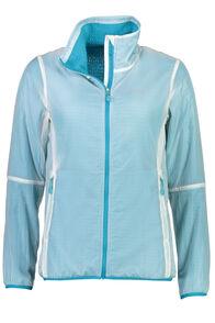 Macpac Centauri Polartec® Jacket — Women's, White/Enamel, hi-res