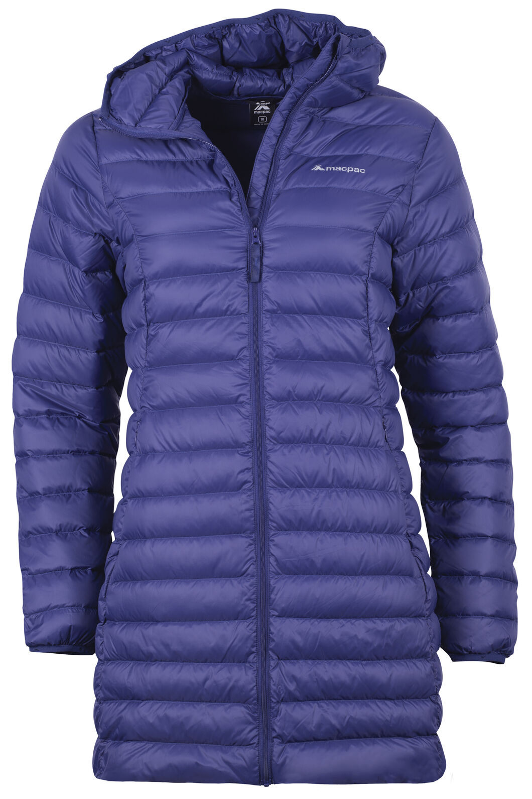 Macpac Uber Light Down Coat - Women's, Astral Aura, hi-res