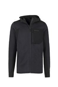 Macpac Triton Merino Blend Hooded Jacket — Men's, Black, hi-res