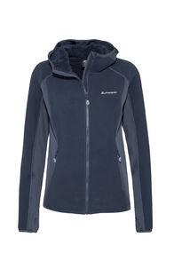 Macpac Mountain Hooded Jacket — Women's, Black Iris, hi-res